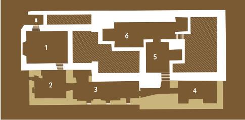 mapka hrobky